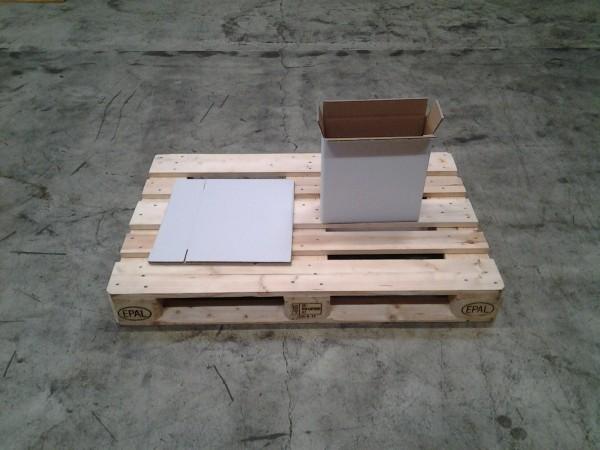 Faltkarton 330 x 115 x 340 mm W2
