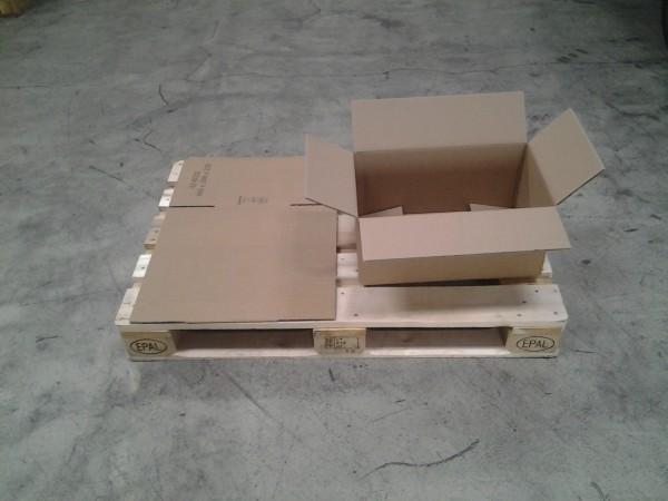Faltkarton 440 x 310 x 250 mm W2