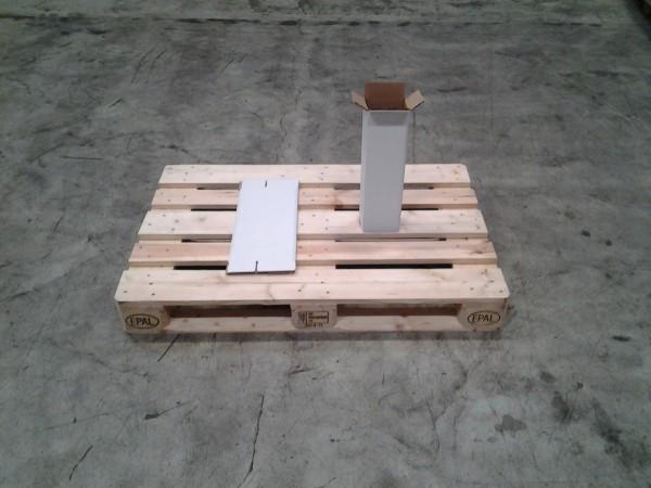 Faltkarton 125 x 85 x 440 mm W2