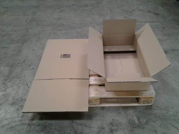 Faltkarton 800 x 400 x 150 mm W2