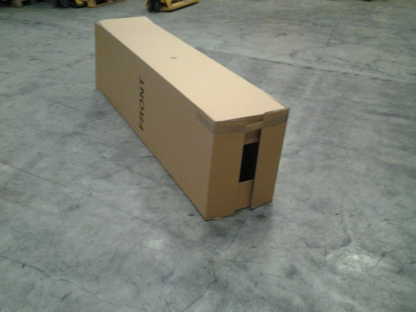 Faltkarton 620 x 468 x 2077 mm W2