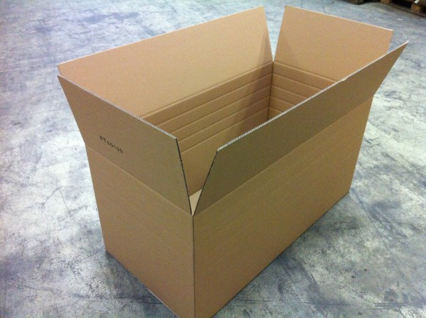 Faltkarton 1185 x 585 x 585 mm W2