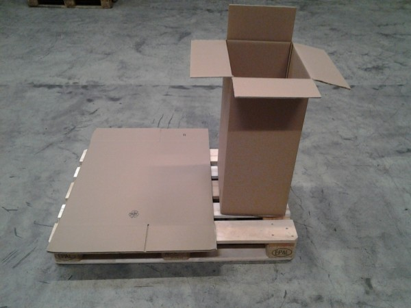 Faltkarton 440 x 330 x 755 mm W2