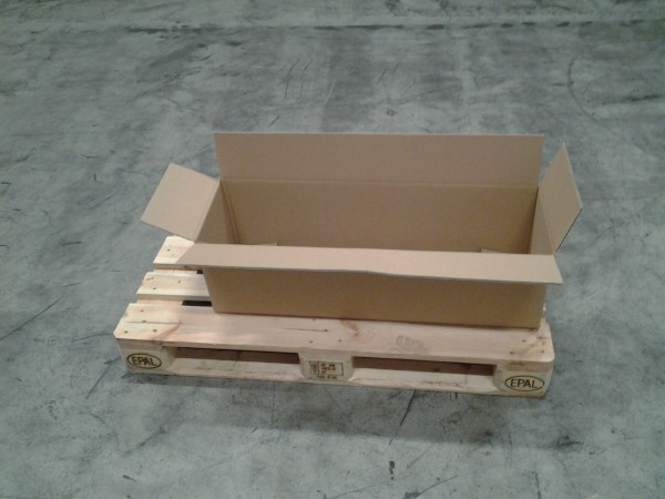 Faltkarton 900 x 270 x 250 mm W2