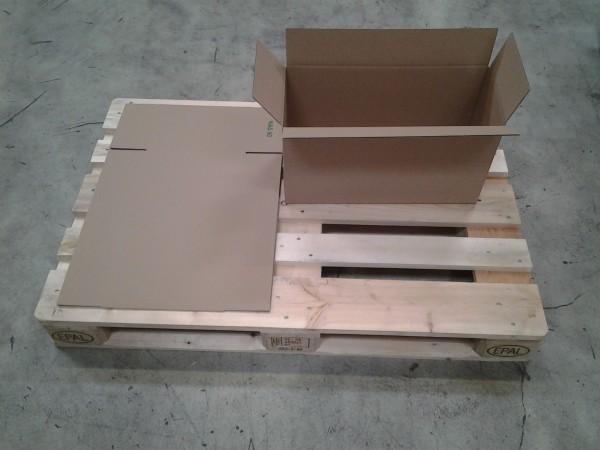 Faltkarton 514 x 205 x 290 mm W1