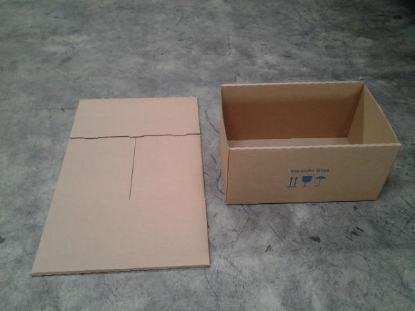 Faltkarton 580 x 360 x 290 mm W2