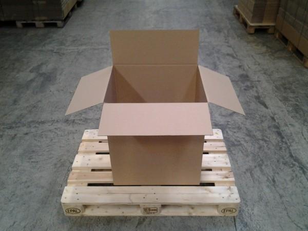 Faltkarton 598 x 485 x 680 mm W1