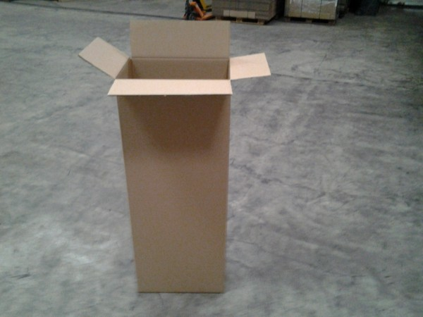 Faltkarton 495 x 355 x 1260 mm W2