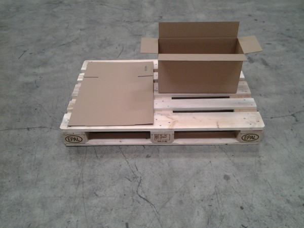 Faltkarton 515 x 210 x 290 mm W1