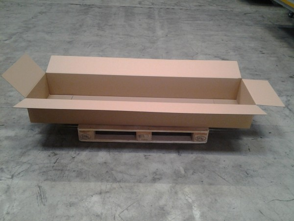 Faltkarton 2005 x 505 x 250 mm W2