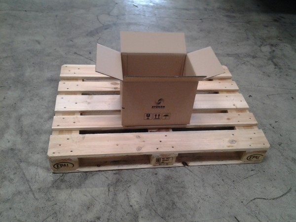 Faltkarton 380 x 280 x 280 mm W2