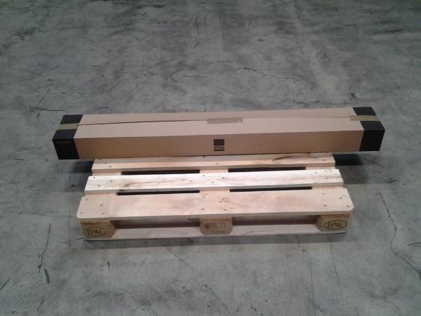 Faltkarton 1610 x 105 x 125 mm W1