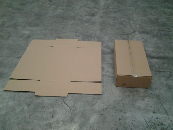 Faltkarton 610 x 300 x 150 mm W2