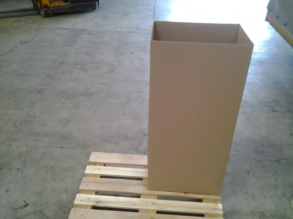 Faltkarton 605 x 410 x 1312 mm W1