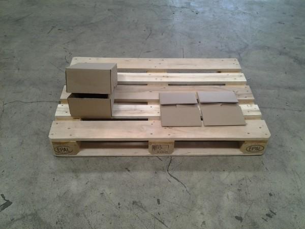 Faltkarton 298 x 218 x 130 mm W1