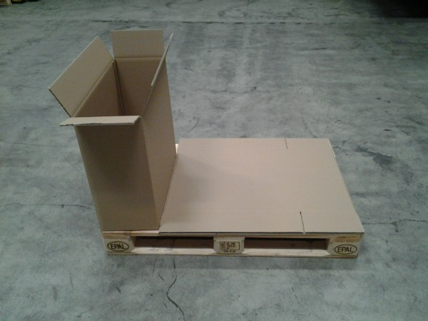 Faltkarton 655 x 260 x 570 mm W2