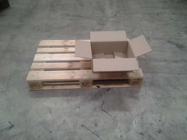 Faltkarton 430 x 330 x 170 mm W2