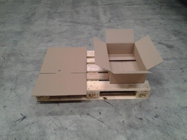 Faltkarton 598 x 358 x 152 mm W1