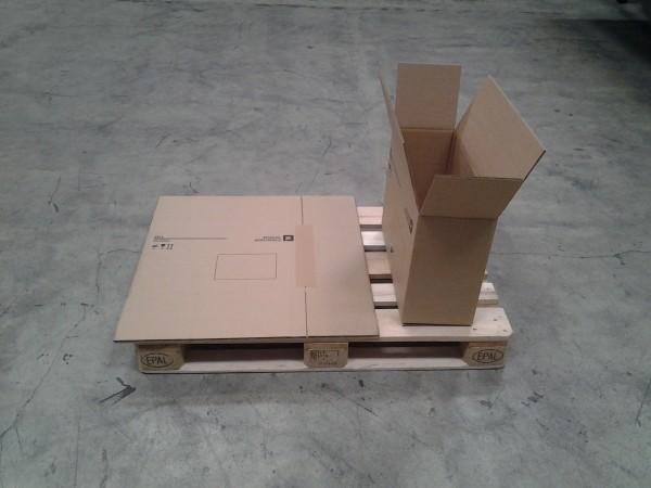 Faltkarton 583 x 223 x 396 mm W2