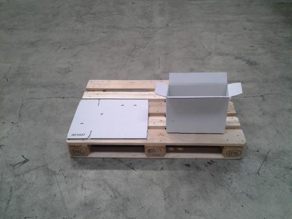Faltkarton 385 x 155 x 280 mm W2