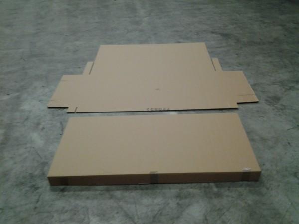 Faltkarton 1300 x 575 x 70 mm W2