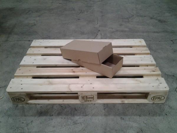 Faltkarton 405 x 170 x 100 mm W1