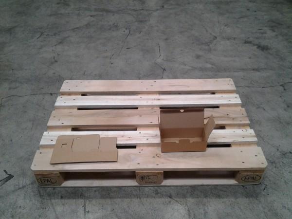 Faltkarton 235 x 102 x 70 mm W1