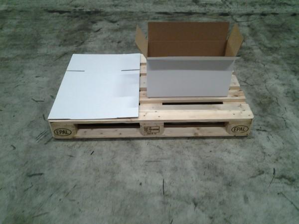 Faltkarton 510 x 255 x 255 mm W1
