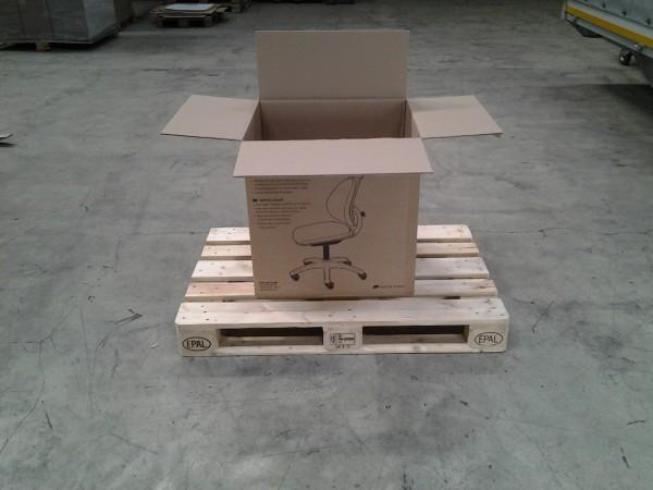 Faltkarton 600 x 520 x 600 mm W2