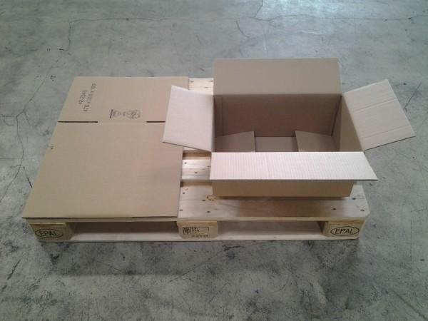 Faltkarton 470 x 310 x 193 mm W2