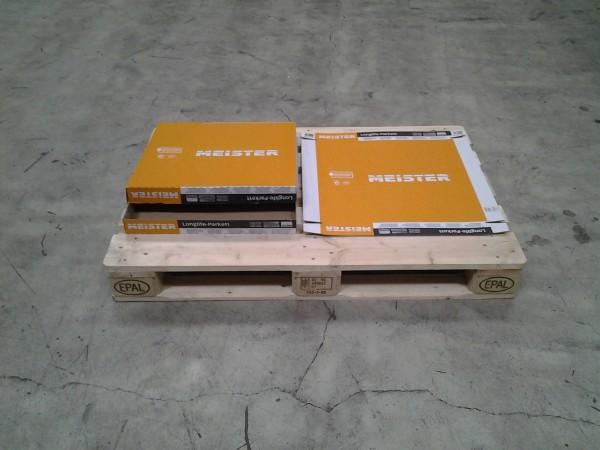Faltkarton 500 x 500 x 55 mm W1