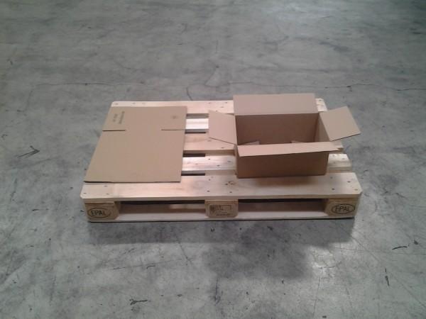 Faltkarton 390 x 234 x 169 mm W1