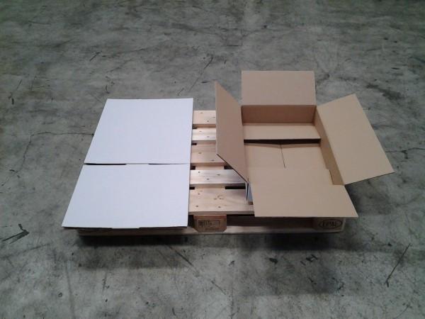 Faltkarton 592 x 389 x 100 mm W2