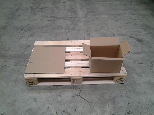 Faltkarton 345 x 190 x 235 mm W2
