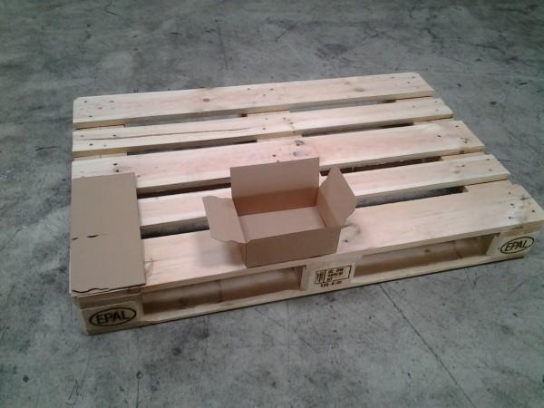 Faltkarton 220 x 155 x 70 mm W1