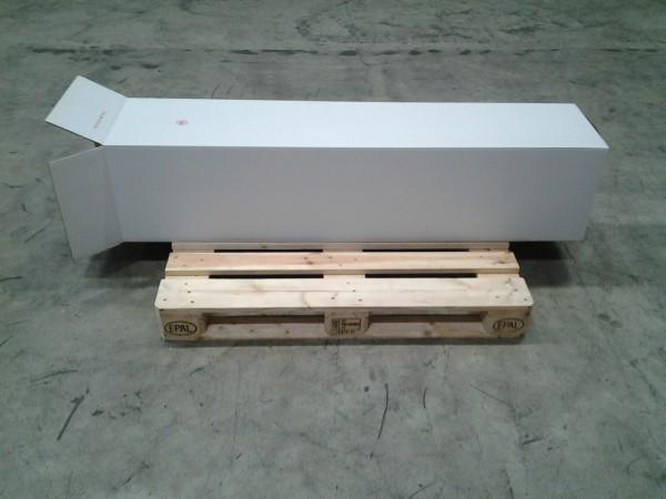 Faltkarton 370 x 345 x 1630 mm W2