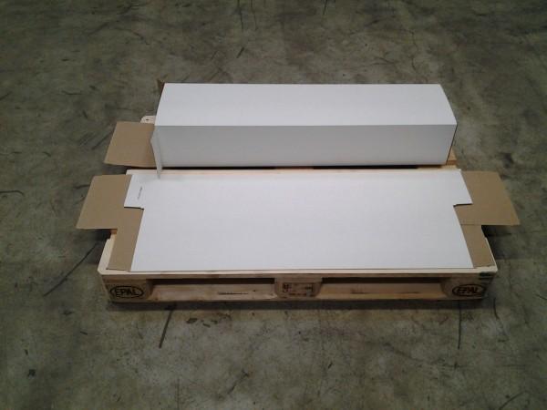 Faltkarton 255 x 175 x 1015 mm W1