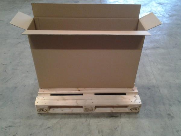 Faltkarton 1150 x 295 x 760 mm W2