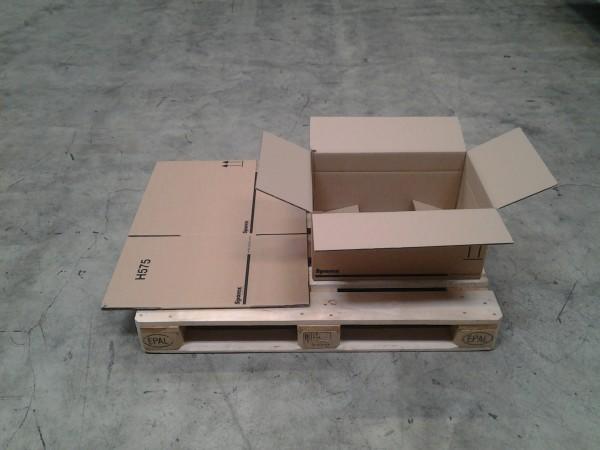 Faltkarton 585 x 385 x 275 mm W2