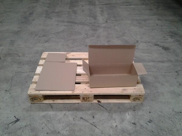 Faltkarton 495 x 220 x 145 mm W1