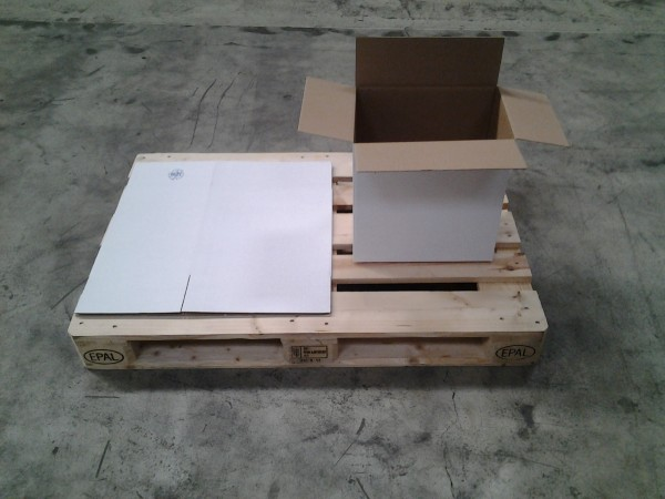 Faltkarton 375 x 270 x 390 mm W1