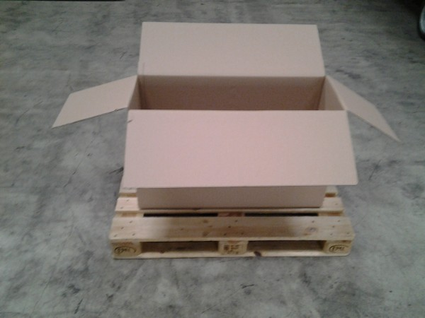 Faltkarton 950 x 350 x 555 mm W2