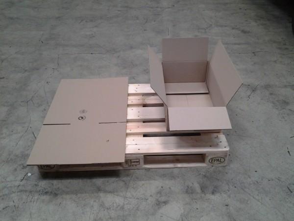 Faltkarton 600 x 355 x 185 mm W2