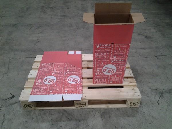 Faltkarton 320 x 191 x 705 mm W1