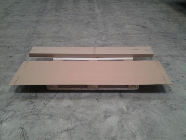 Faltkarton 1850 x 200 x 65 mm W1