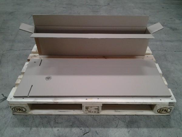 Faltkarton 1020 x 105 x 230 mm W2