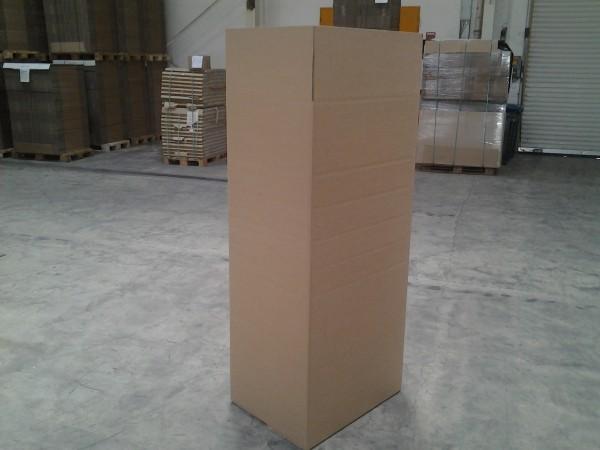 Faltkarton 785 x 595 x 1660 mm W2