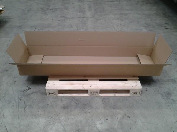 Faltkarton 1870 x 440 x 165 mm W2