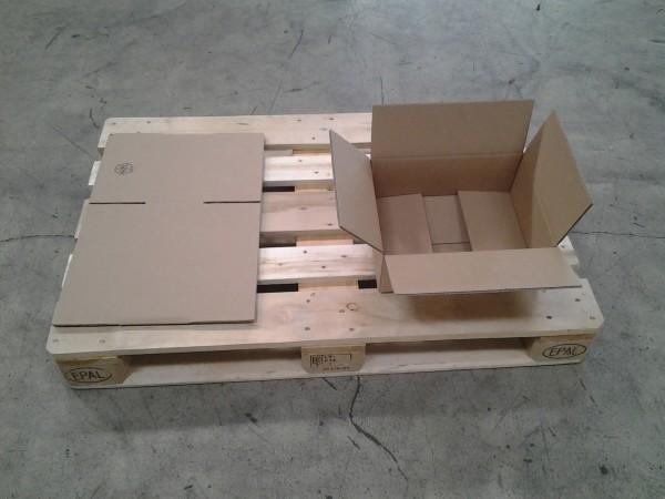 Faltkarton 365 x 270 x 130 mm W2