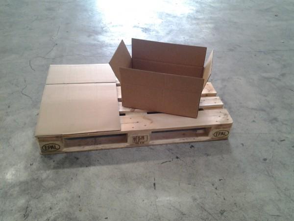 Faltkarton 495 x 282 x 183 mm W1